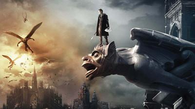 修道院石翼兽守护天使的电影《屠魔战士》你看过没有?