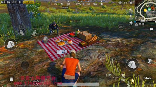 吃鸡刺激战场抖音火了的Z城枫树林在地图哪个位置?